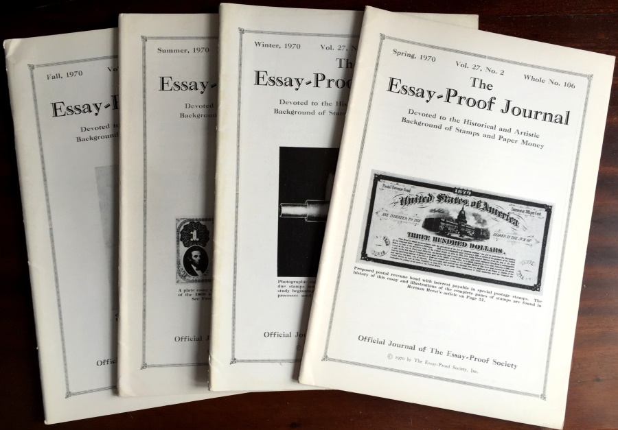 US Coins - Essay-Proof Journal, Volume 27 Complete (1970)
