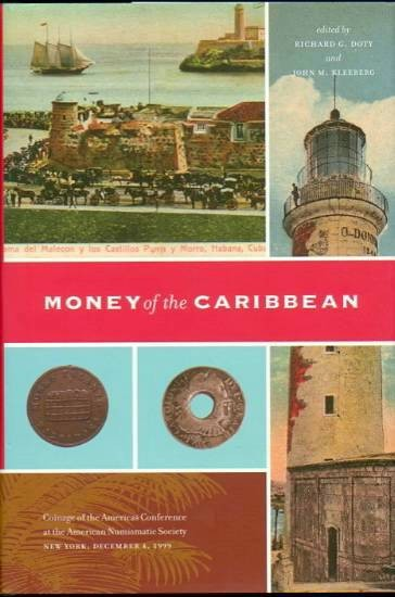 World Coins - A.N.S. C.O.A.C. 15. Doty & Kleeberg: Money of the Caribbean