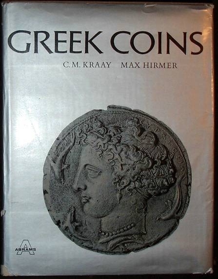 Ancient Coins - Kraay & Hirmer. Greek Coins