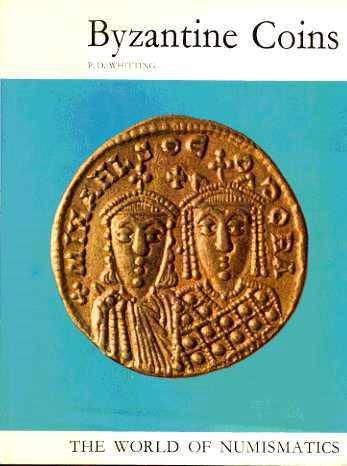 Ancient Coins - Whitting. BYZANTINE COINS