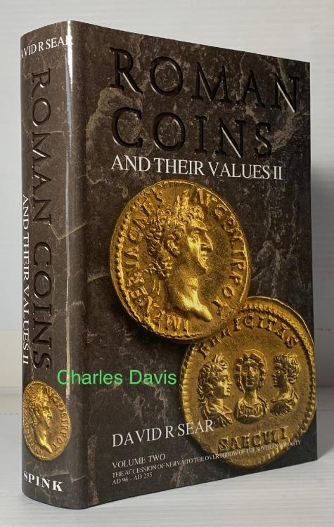 Ancient Coins - Sear: Roman Coins & Their Values. Volume 2.  The Accession of Nerva to the Overthrow of the Severan Dynasty