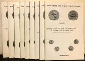 Ancient Coins - Mitchiner: Indo-Greek and Indo-Scythian Coinage. 9 Volumes Complete