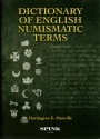 Ancient Coins - Manville: 5. Dictionary of English Numismatic Terms