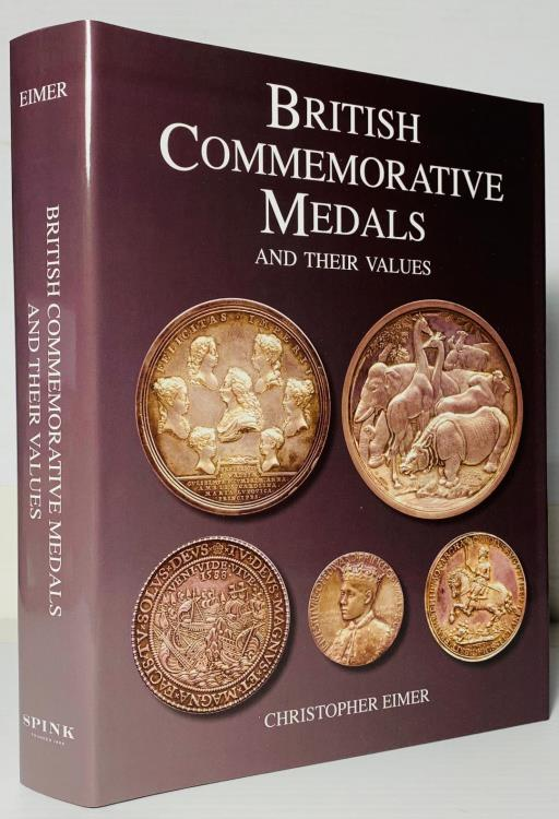World Coins - Eimer: British Commemorative Medals and Their Values, New Edition