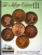 Us Coins - Goldberg: The Ted Naftzger Collection of Large Cents. Part III. Late Dates.