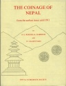 Ancient Coins - Rhodes, Gabrisch, and Valdettaro: The Coinage of Nepal