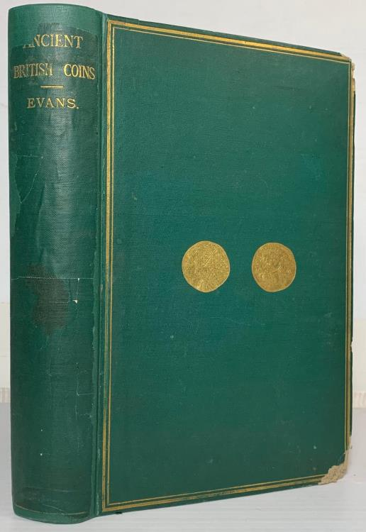 World Coins - Evans: The Coins of the Ancient Britons, 1864