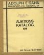 Ancient Coins - Cahn: Versteigerungs Katalog 68. Sammlung Moritz Simon, Berlin. Römer / Griechen, Byzantiner
