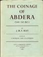 Ancient Coins - May, The Coinage of Abdera (540-345 BC),