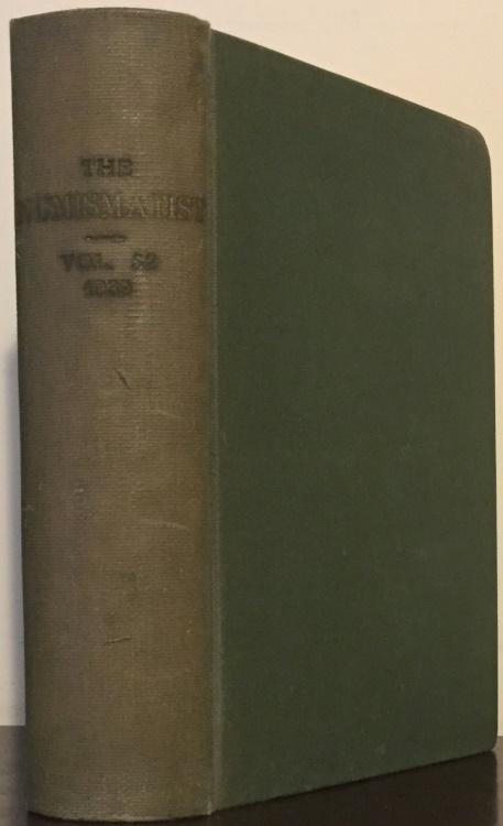 US Coins - A.N.A.: The Numismatist Vol. 52 (1939)