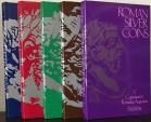 Ancient Coins - Sear: Roman Silver Coins I - V, 5 Volumes complete