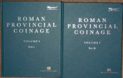 Ancient Coins - Roman Provincial Coinage Vol 1  RPC