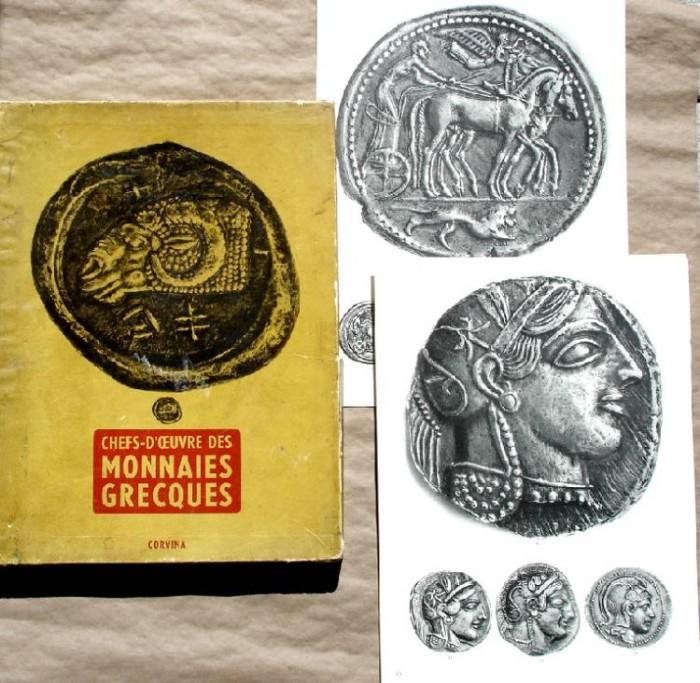 Ancient Coins - Lengyel & Babelon: CHEFS-D'OEVRES DES MONNAIES GRECQUES
