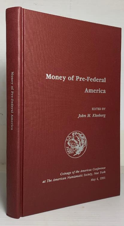US Coins - A.N.S. C.O.A.C.  7: Money of Pre-Federal America