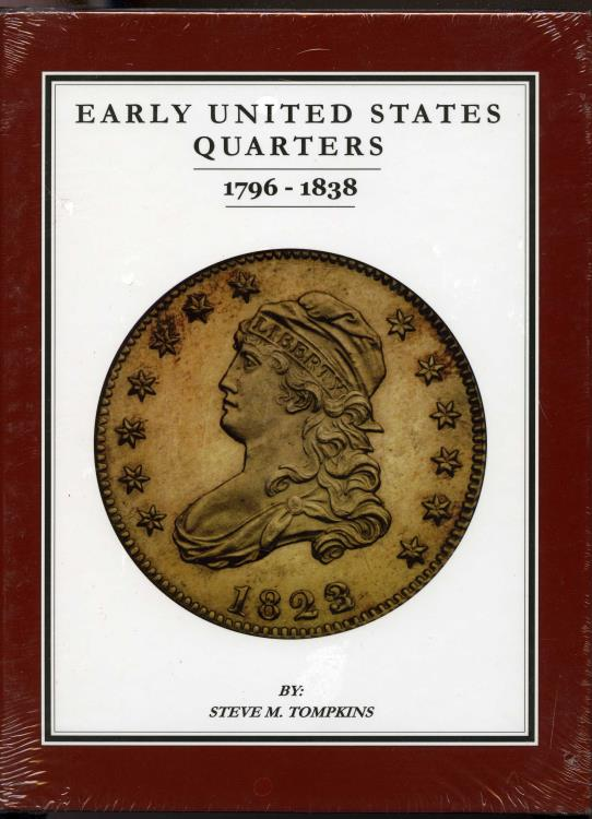 US Coins - Tompkins: Early United States Quarters, 1796-1838