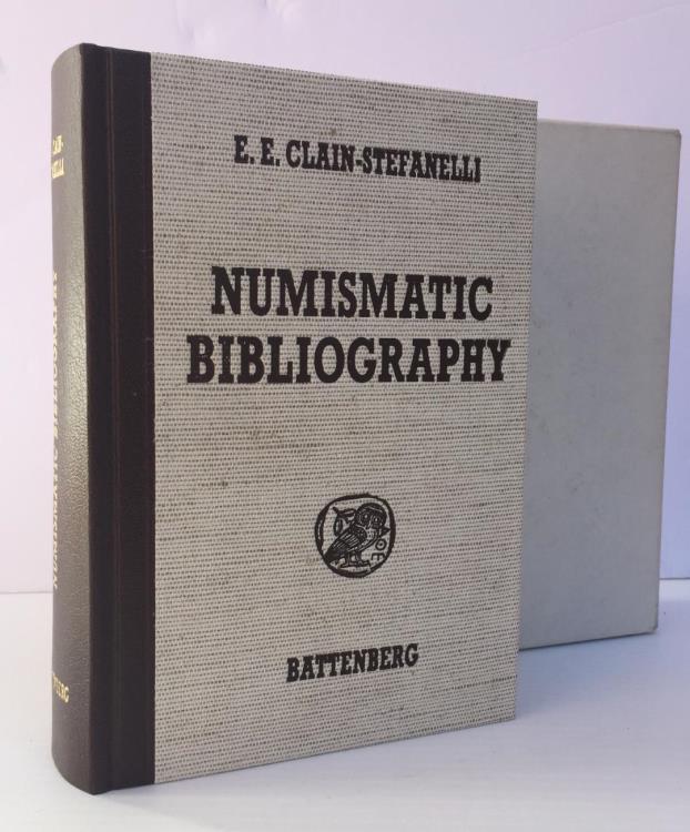 US Coins - Clain-Stefanelli: Numismatic Bibliography