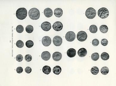 Ancient Coins - Newell: Coins Found in the Excavations on Anatolia