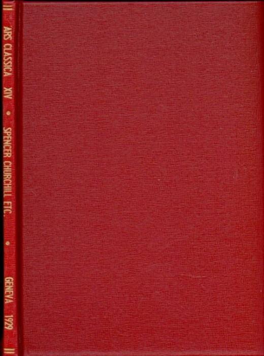 Ancient Coins - ARS CLASSICA XIV. MONNAIES GRECQUES. COLLECTIONS DE M. LE CAP. E. G. SPENCER CHURCHILL (DEUXIEME PARTIE)