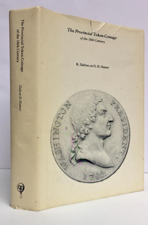 World Coins - Dalton & Hamer. The Provincial Token-coinage of the 18th Century
