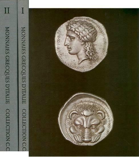 Ancient Coins - Monnaies grecques d'Italie. Collection C.C.