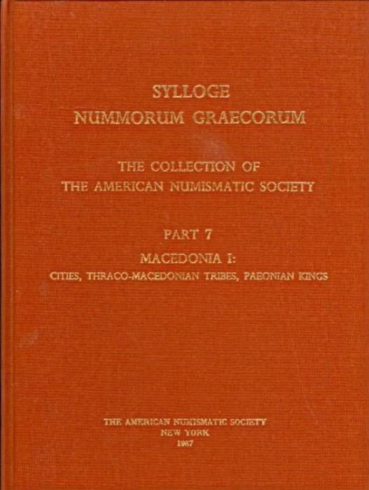 Ancient Coins - SNG American Numismatic Society 7. Macedonia I