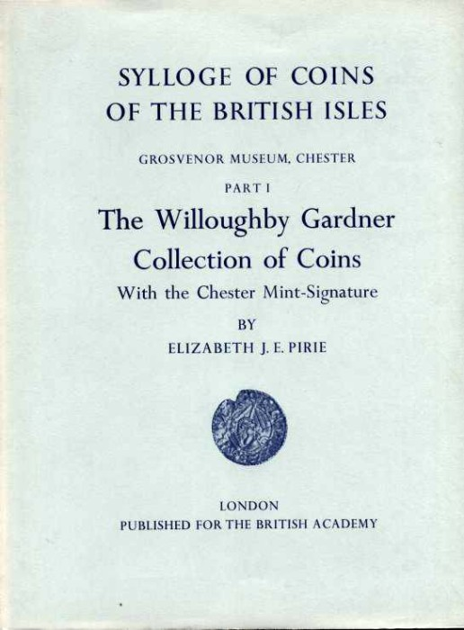 World Coins - SCBI  5. Willoughby Gardner Collection of Coins with Chester Mint Signature