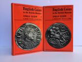 World Coins - Keary and Gueber: A Catalogue of English Coins in The British Museum. Anglo-Saxon Series. Volume I and Volume 2