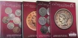 Us Coins - Goldbergs: Holmes Collection of Large Cents, complete in 4 parts