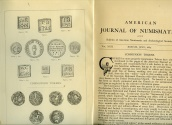 World Coins - Boston Numismatic Society: American Journal of Numismatics (Vol. XXII.) Warner on Communion Tokens