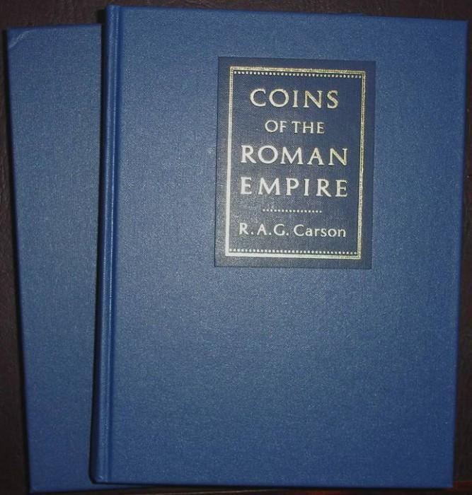 Ancient Coins - Carson: Coins of the Roman Empire