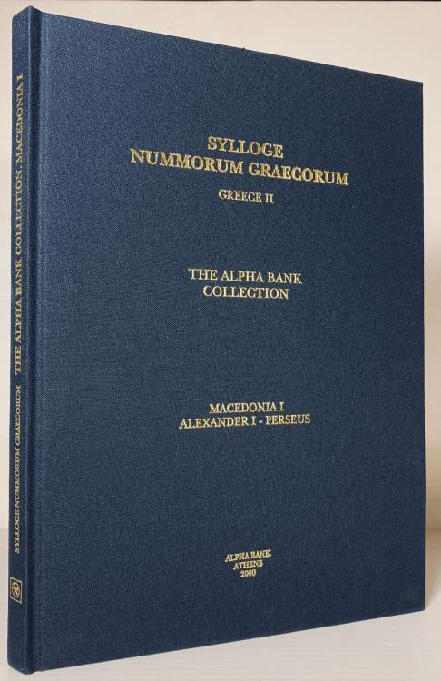Ancient Coins - SNG Greece 2. Alpha Bank Collection. Macedonia I. Alexander I - Perseus