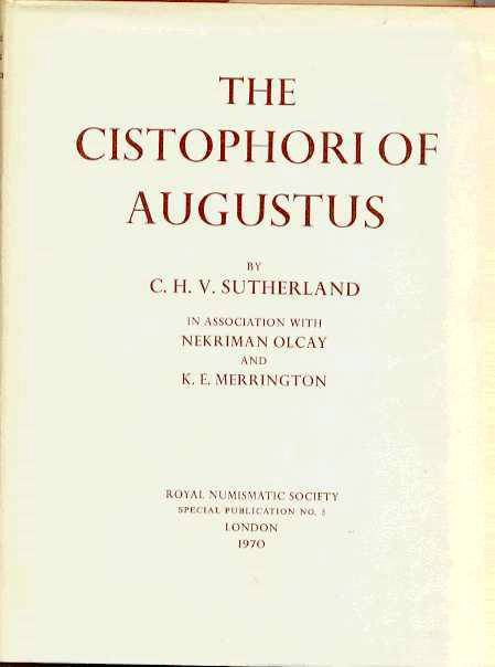 Ancient Coins - Sutherland: The Cistophori of Augustus