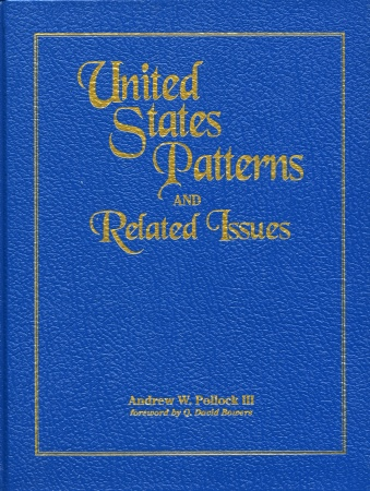 US Coins - Pollock: United States Patterns and Related Issues, signed