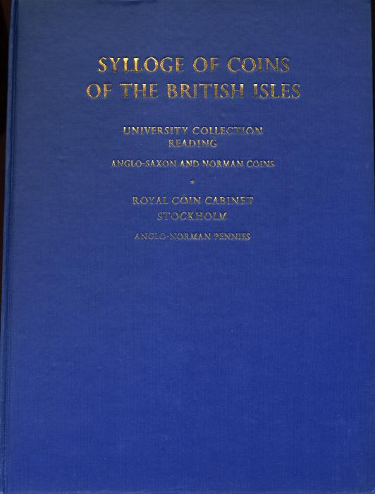 World Coins - SCBI 11. Sylloge of Coins of the British Isles. University Collection Reading Anglo-Saxon and Norman Coins. Royal Cabinet Stockholm Anglo-Norman Pennies