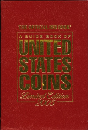 US Coins - Yeoman: Red Book 2005, Full leather edition
