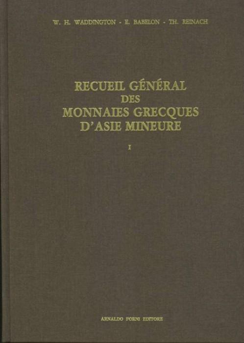 Ancient Coins - Waddington, et. al. Recueil General des Monnaies Grecques d' Asia Minor