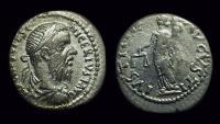 Ancient Coins - PESCENNIUS NIGER, AD 193-194. AR Denarius (2.69g).