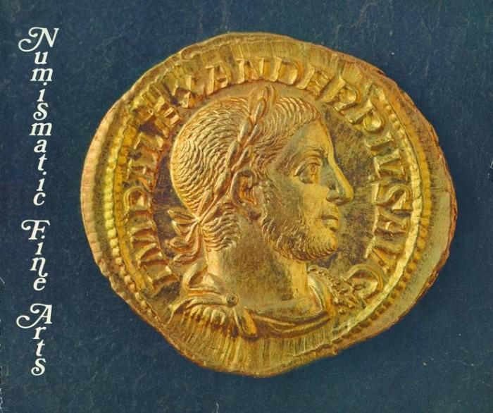 Ancient Coins - NFA: Numismatic Fine Arts, Auction IV, 24-25 March 1977.