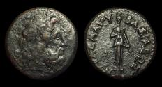 Ancient Coins - EGYPT. Ptolemy III Euergetes, 246-221 BC. Æ 24 (11.24g). Paphos, Cyprus mint.