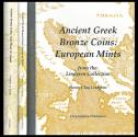 Ancient Coins - Lindgren. Ancient Greek Bronze Coins: Lindgren Collection, Vols I-III (complete)