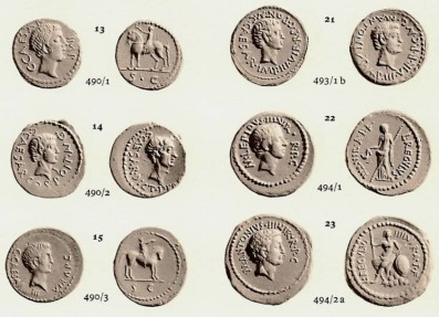 Ancient Coins - Crawford.  Roman Republican Coinage.
