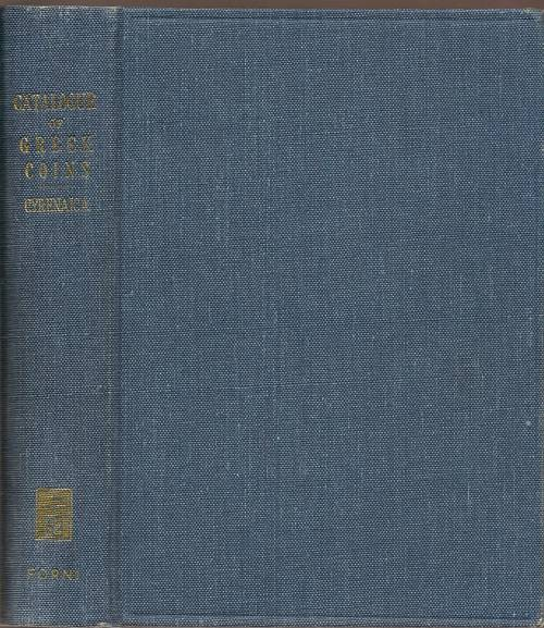 Ancient Coins - BMC Cyrenaica.  Catalogue of Greek Coins in the British Museum, Vol. 29