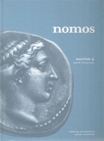 Ancient Coins - BCD Thessaly.  Nomos Auction 4, 10 May 2011, the BCD collection.