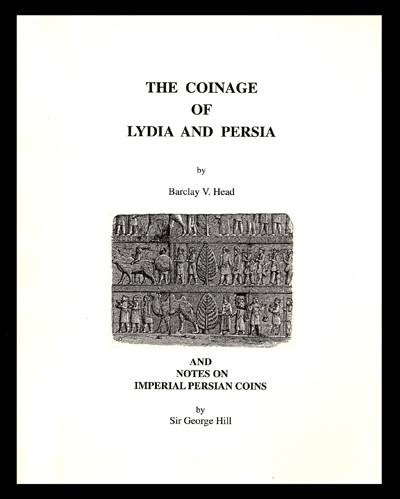 Ancient Coins - Head.  The Coinage of Lydia and Persia.
