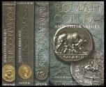 Ancient Coins - Sear, David R. Roman Coins & their Values: Volumes I-III