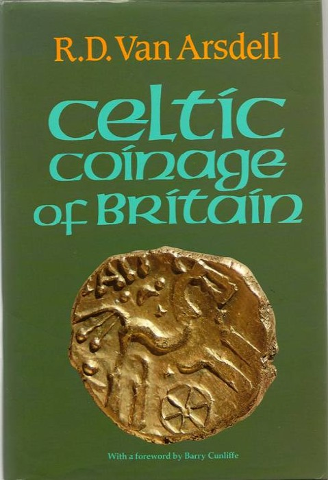 Ancient Coins - Van Arsdell.  Celtic Coinage of Britain