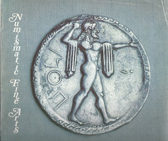 Ancient Coins - NFA (Numismatic Fine Arts): Auction V, 23-24 February 1978.