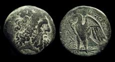 Ancient Coins - EGYPT, Ptolemy I Soter, 305-282 BC. Æ 26 (16.54g). Alexandria mint.