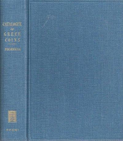 Ancient Coins - BMC Phoenicia.  Catalogue of Greek Coins in the British Museum, Vol. 25