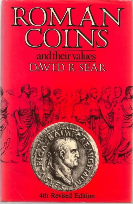 Ancient Coins - Sear. Roman Coins & their Values, 4th ed.